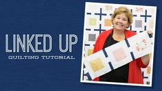 "Make a ""Linked Up"" Quilt with Jenny!"