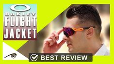 Check out the best sunglasses for cycling called Flight Jacket. Oakley released their best sunglasses for cycling so far, with a browless frame for an expand. Cycling Sunglasses, Oakley Sunglasses, Round Sunglasses, Mirrored Sunglasses, Oakley Prizm, Jackets, Down Jackets, Round Frame Sunglasses, Jacket