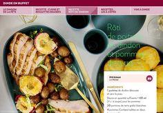 Le dindon de la fête - La Presse+ Thanksgiving Turkey, Grill Pan, Grilling, Kitchen, Christmas, Butter, Meat, Jingle Bell, Cooking Food