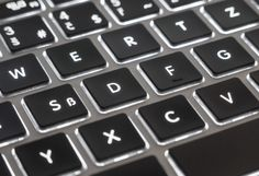 MacBook Air Keyboard Detail Free Stock Photo - Libreshot
