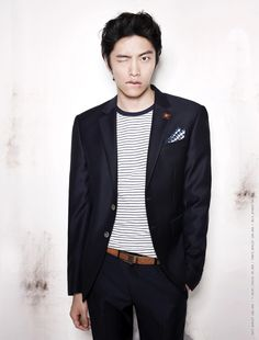 Lee Min Ki for The Class Homme -- kyooooot!