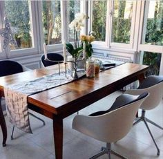boconcept milano dining table and zarra chairs in sarasota fl home design dining pinterest. Black Bedroom Furniture Sets. Home Design Ideas
