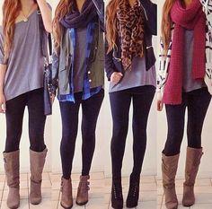 Beautiful fall fashion trends