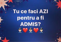 Tu ce faci azi pentru a fi ADMIS?  Academiadepolitie.com - Pregatire Intensiva Examen Admitere #academiadepolitie si #scoaladepolitie