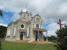 Igreja Ucraniana - Esperença, Prudentópolis, PR