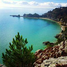 L'île Vierge à Crozon #myfinistere #finistere via @breizhinstagramer