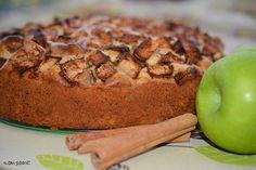 עוגת התפוחים של סבתא פלה