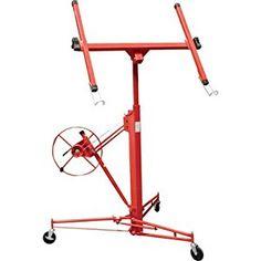 Ironton Drywall & Panel Hoist - 150-Lb. Capacity, 11 Ft. Lift #shopping #homeimprovment #tools #lifts