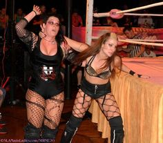 Jessicka Havok vs. Allysin Kay Women's Wrestling, Mma, Rave, Universe, Style, Fashion, Raves, Swag, Moda