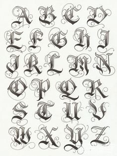 Tatto Ideas 2017 – lettering typographie calligraphie gothique majuscules… Tatto Ideas & Trends 2017 – DISCOVER lettering typography uppercase gothic calligraphy Discovred by: Constance Dvllr 2017 Lettering, Tattoo Lettering Fonts, Hand Lettering, Tattoo Font Styles, Fonts For Tattoos, Graffiti Lettering Fonts, Tattoo Designs, 2017 Typography, Lettering Fonts Design
