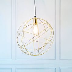 Are you interested in our brass gold ceiling light? With our pendant light orb chandelier you need look no further.