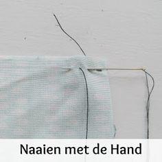 By MiekK: NaaiTechniek - Naaien met de Hand
