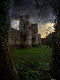 just what you expect a castle to look like
