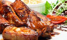 Tastee Recipe Entree Archives - Page 11 of 91 - Tastee Recipe Easy Pork Chop Recipes, Pork Recipes, Marinade Porc, Marinated Baked Pork Chops, Tastee Recipe, Asian Stir Fry, White Meat, Pork Loin, Tofu