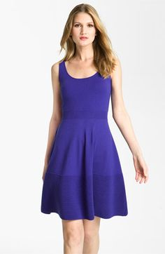 kate spade new york 'constance' sweater dress available at #Nordstrom  Cute!