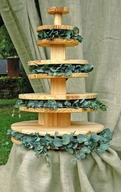 Donut Stand,Cupcake Stand,Nontraditional Wedding Cake,Donuts,Cupcakes,Fruit Pyramid,Donut tree,Cupcake tree,wedding cake stand