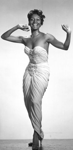 """blackhistoryalbum:The Bronze Blond Bombshell, Joyce Bryant 