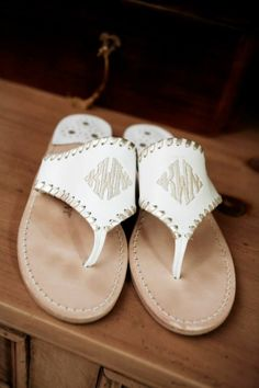 86193668d5a Jack Rogers For Your Wedding - Preppy Wedding Style