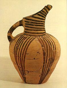 CU Classics | Greek Vase Exhibit | Essays | Minoan Pottery