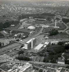 AHSP - Acervo fotográfico do Arquivo Histórico de São Paulo, ibirapuera 1970