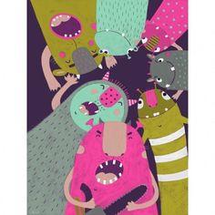 Monsters #art #paint #graphics #tatyanabylina #my_art #wind #lighthouse #monsters #bylinaart #photoshop #fun #computergraphics #madeinukraine #topcreator #былина #страшилки #арт #фотошоп #монстрики #ужастики #денькрокодила @elinaellis