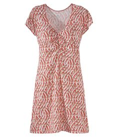 Title Nine's Espionage Dress. Looks cute enough for casual work appointments but cool enough for hot summer days.