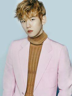 Baekhyun for Vogue Korea 2017 April Issue