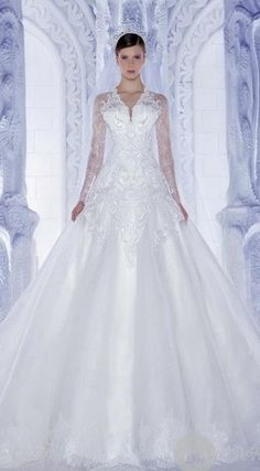 Michael Cinco #Bridal #Gown #Wedding #dress