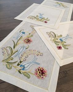 Fashion and Lifestyle Hand Embroidery Designs, Ribbon Embroidery, Embroidery Stitches, Joker Wallpapers, Soft Wallpaper, Beautiful Nature Wallpaper, Bargello, Crochet, Needlework