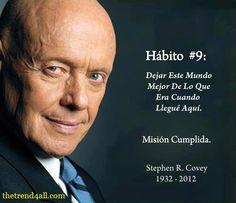 El 9º hábito de Stephen Covey - #tt4all