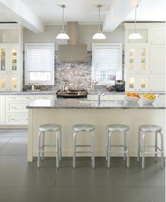 martha stewart kitchen cabinets | photos: Martha Stewart Living Kitchens Home Depot Canad a