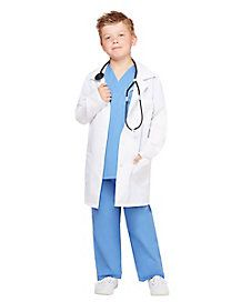 Kids Doctor Costume  sc 1 st  Pinterest & Toddler Future Doctor Costume | Halloweenie | Pinterest | Doctor ...