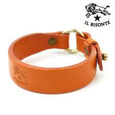 IL BISONTE(イルビゾンテ) レザー   ブレスレット・5472305597 のカラー画像 #ILBISONTE …