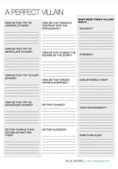 writing+worksheet