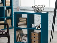 étagère-cube-étagère-cubes-bleue Etagere Cube, Cubes, Bookcase, Shelves, Home Decor, Contemporary Style, Furniture, Home, Shelving