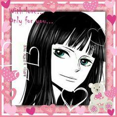 Nico Robin Fans 'including me'