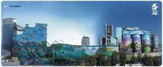 Ολοκληρώθηκε πριν λίγες μέρες ένα από τα μεγαλύτερα σε κλίμακα καλλιτεχνικά projects της Ευρώπης, το οποίο έλαβε χώρα στο εργοστάσιο του ΤΙΤΑΝ στη Νέα Ευκαρπία Θεσσαλονίκης.Το… τιτάνιο εικαστικό pr…