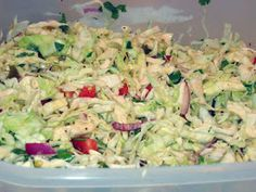 Well At World's End: Mexican Cabbage Salsa