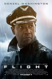 Flight (2012) 138 min - Drama ******An airline pilot saves a flight from crashing, but an investigation into the malfunctions reveals something troubling. Stars: Nadine Velazquez, Denzel Washington and Tamara Tunie, John Goodman, Don Cheadle, Bruce Greenwood, Carter Cabassa *****Its a dramatic performance by all, and a sure nomination for best picture..a must see