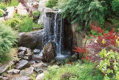 Zagospodarowanie skarp w ogrodzie. Rzeźba terenu - Living Room