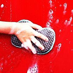Come lavare i muri di casa