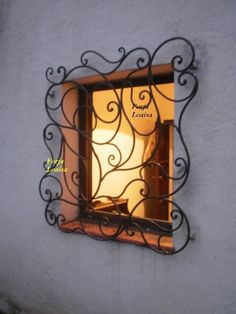 Decorative Windows Grill. Windows security bar ideas: http://www.pinterest.com/avivbeber3/windows-security-bar-residential-commercial/: