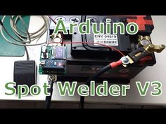 DIY Arduino Battery Spot Welder: 15 Steps (with Pictures)