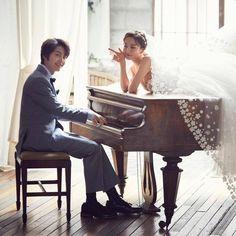 BTOB's Ilhoon posed with his sister JOO at her wedding photoshoot. Earlier, it was announced singer JOO is getting married to a non-celebr… Btob Ilhoon, Minhyuk, Btob Members, Rapper, Writing Lyrics, My Melody, K Idol, Wedding Photoshoot, Pop Group