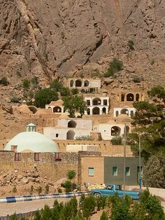 File:Pir-e-Naraki Sanctuary in Yazd.jpg