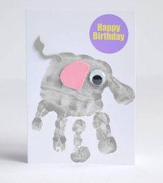 handabdruck-bilder-kinder-elephant-tiere-geburtstagskarte