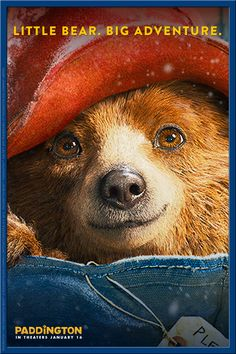 He might be little, but he's got big adventures in store. Gather your young ones, old ones, friends, family, and a few marmalade sandwiches, and head to the theaters on January 16, 2015 to see Paddington! Michael Bond's classic children's book makes for the perfect family movie night.