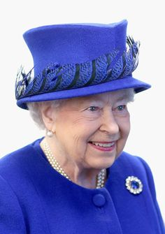 Queen Elizabeth II smiles as she meets people being helped by the Prince's Trust at the Prince's Trust Centre in Kennington on March 8, 2016 in London, England. The Queen was visiting the Centre with Prince Charles, Prince of Wales to mark the 40th Anniversary of the Prince's Trust.