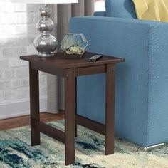 Andover Mills™ Ryker Standard Bookcase & Reviews | Wayfair Accent Furniture, Living Room Furniture, Home Furniture, Table Furniture, End Table Sets, End Tables With Storage, Contemporary End Tables, Chevron Area Rugs, Entryway Tables