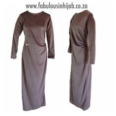 Fabulous in Hijab - Dresses Basics Spring 2017 Cape Town South Africa, Hijab Dress, Dresses For Work, Stuff To Buy, Fashion, Moda, Fashion Styles, Fasion, Hijabs